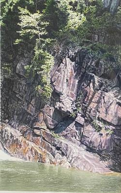 Carolina Crag