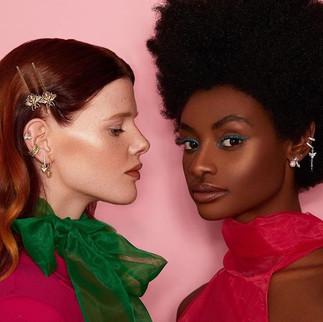 photographer: Hazel Hurley  Brand: By Camila Carril  Hair: Mitra Mir