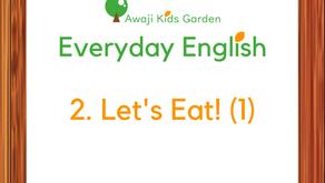 2. Let's Eat (1)
