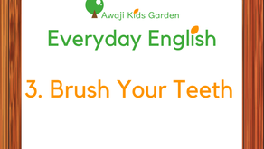 3. Brush Your Teeth