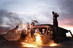 Lucent Dossier at the Salton Sea