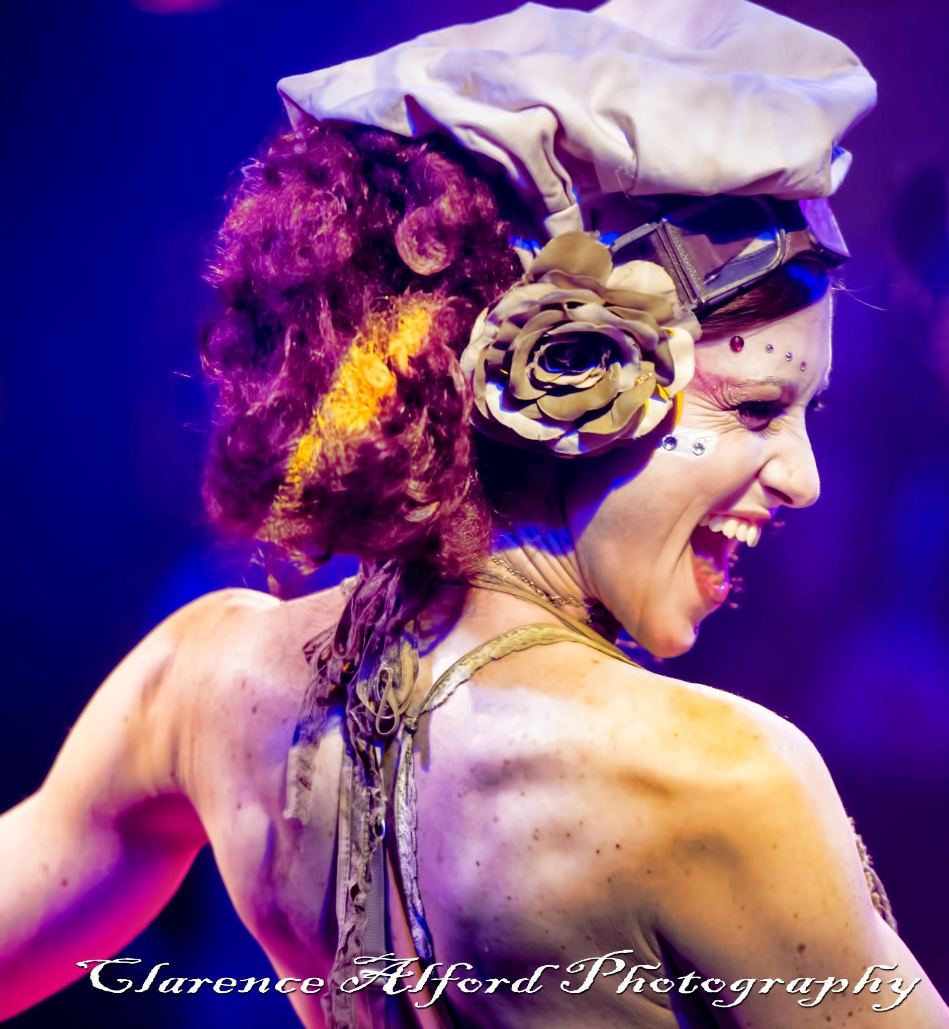 Lucent Dossier private party