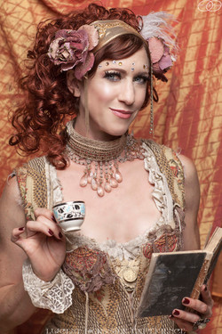 Lucent Dossier Tea Party