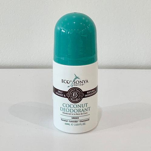 Eco - Coconut Deoderant