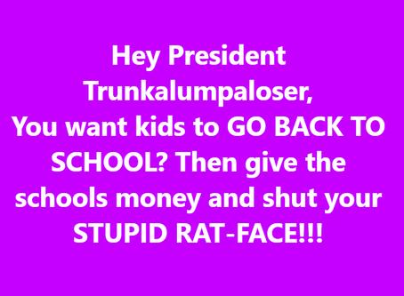 Trump-a-lump-a-loser
