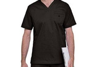 Landau Men's Stretch V-Neck Top