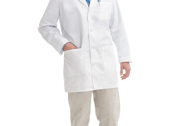Landau Men's Lab Coat