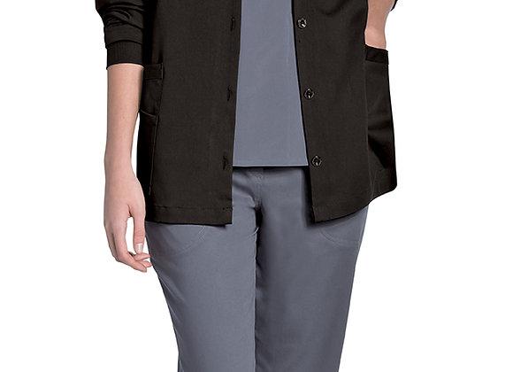 """Urbane  Women's """"Aubrey"""" Front Button Jacket"""