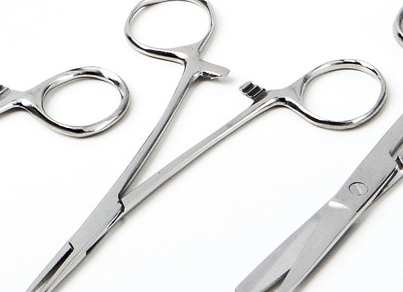 ADC Crile Forceps, Straight 5½′