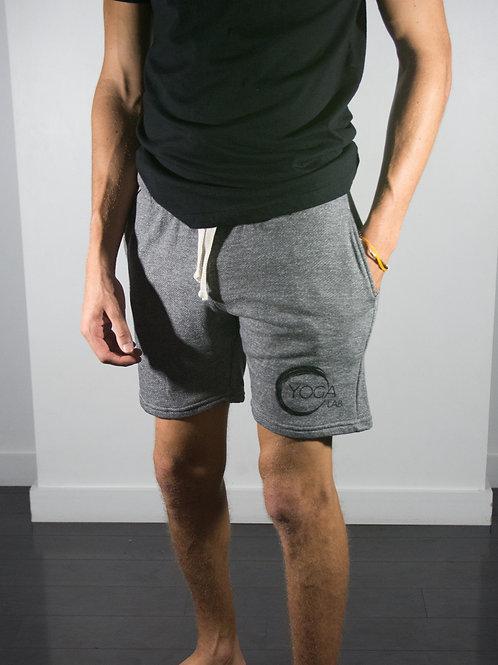 Grey Yoga Lab Shorts