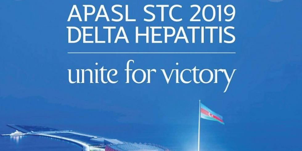 Конференция по гепатиту Дельта APASL (Азиатско-Тихоокеанская ассоциация по изучению печени)