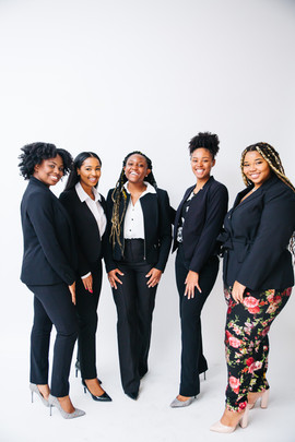 Ladies of NABA E-Board 2018-2019