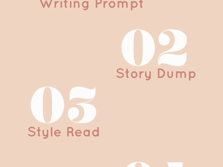 Four Ways to Beat Writer's Block