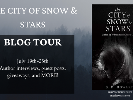 Interview with S.D. Howard, Author of The City of Snow & Stars