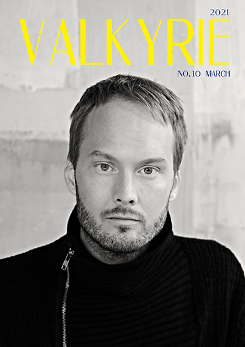 Valkyrie Issue No. 10 Limited First Edition