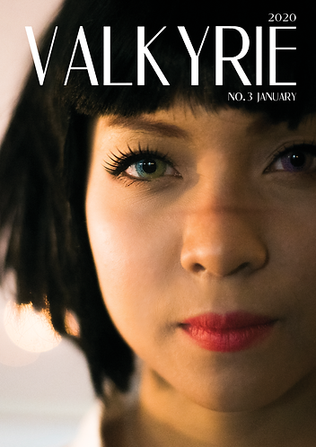 VALKYRIE Magazine Issue 3 First Edition