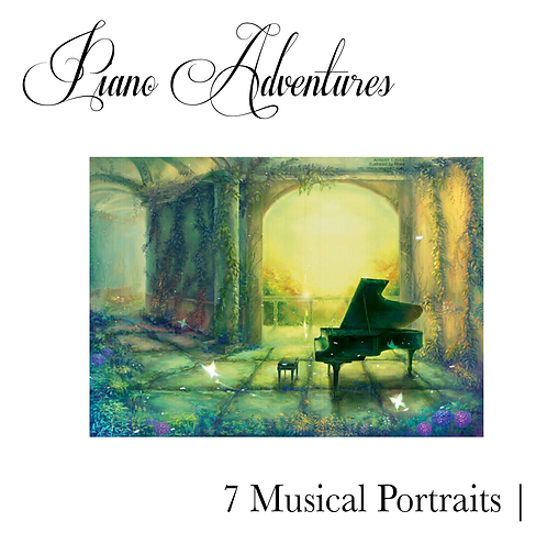 7 Musical Portraits (Physical CD)