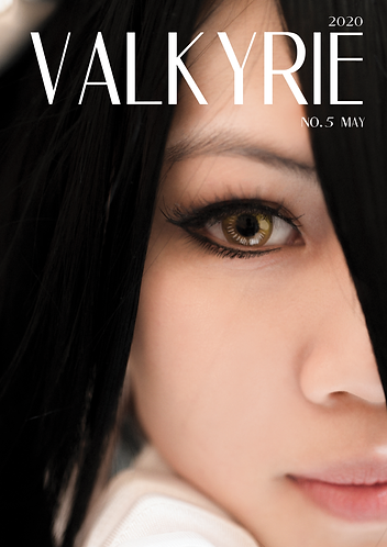VALKYRIE Magazine Issue 5 First Edition