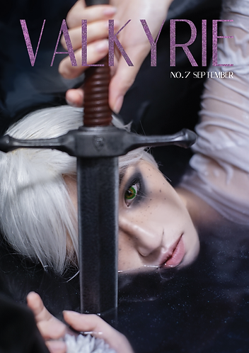 VALKYRIE Magazine Issue 7 First Edition