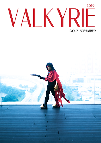 VALKYRIE Magazine Issue 2 First Edition