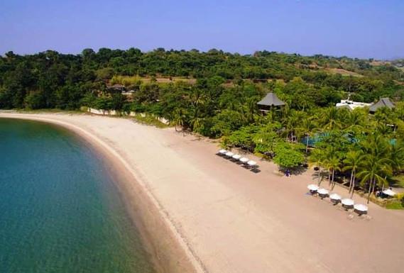 Anvaya Beach cove