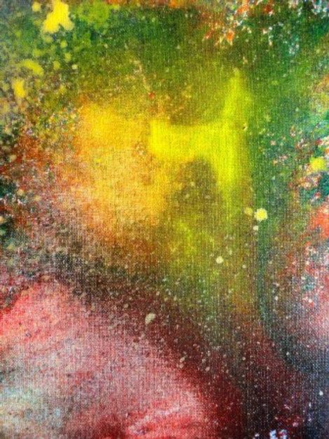 Series No. 1 - Bright Lights (Panel 19)