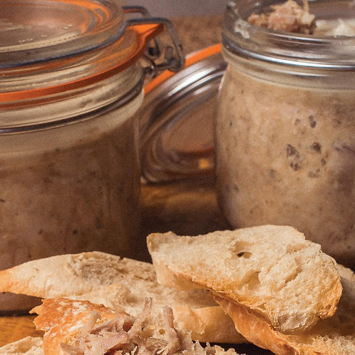 Pork Adobo Rillette