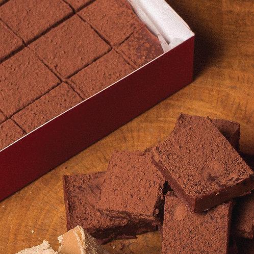 Dark Chocolate Nama