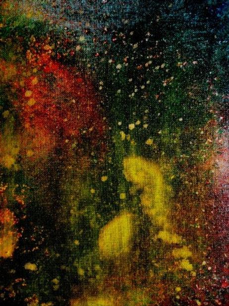 Series No. 1 - Bright Lights (Panel 9)