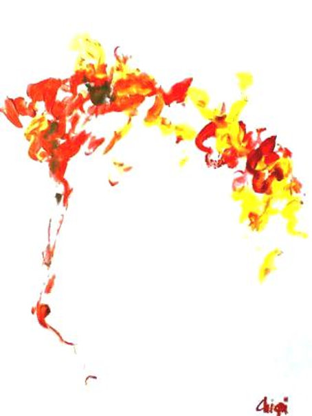 Series 2-Sparkling radiance in the midst of still air IV