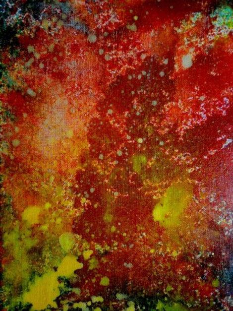 Series No. 1 - Bright Lights (Panel 14)
