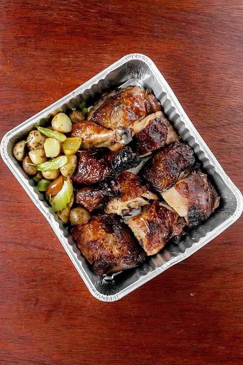 California Roast Chicken