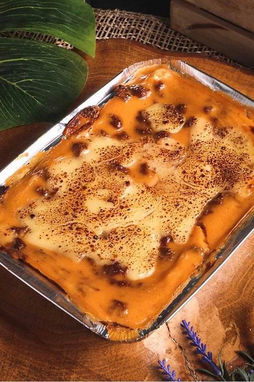 Baked Cheesy Lasagna