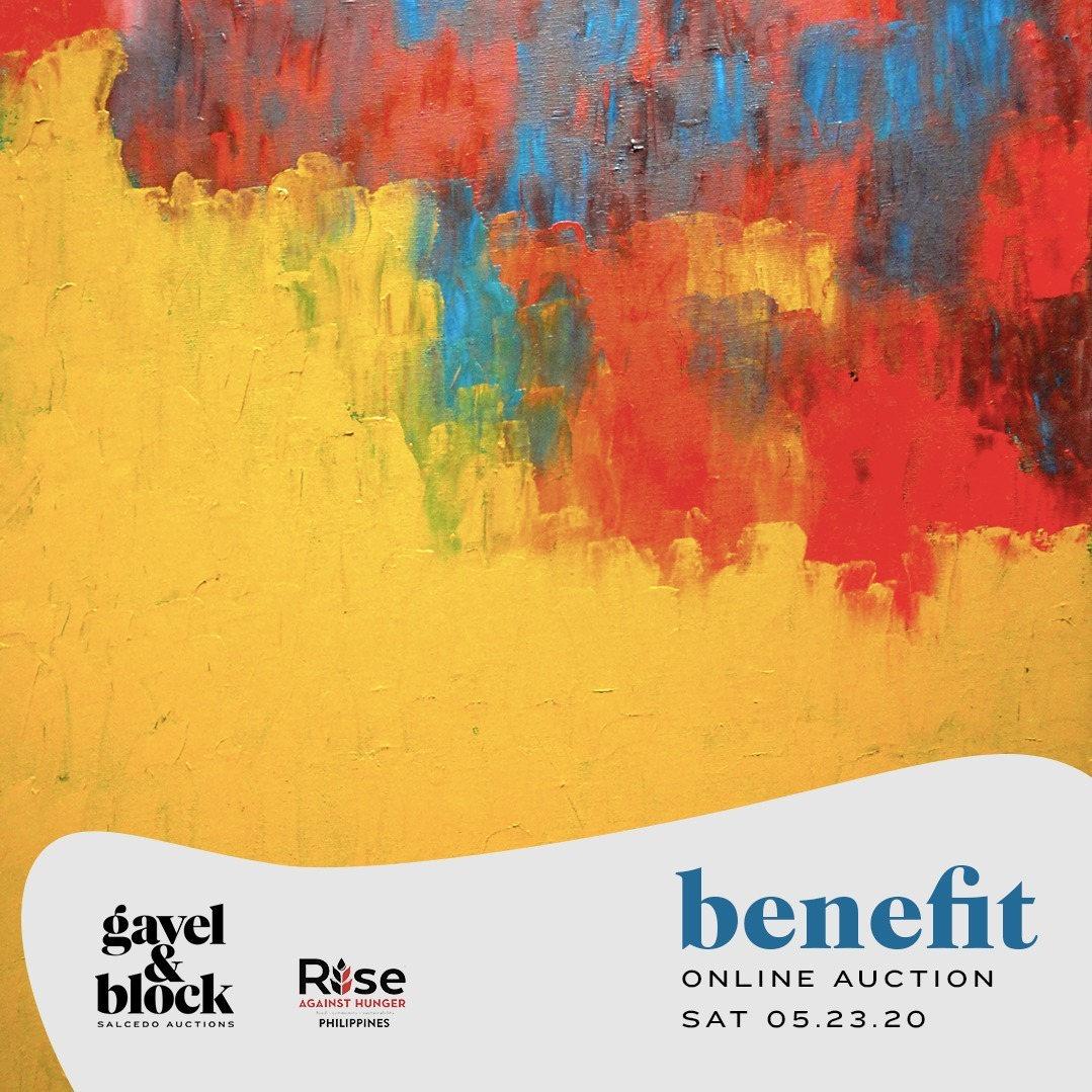 Manifestation - Painting No. 19 (2010) at Gavel&Block Auction