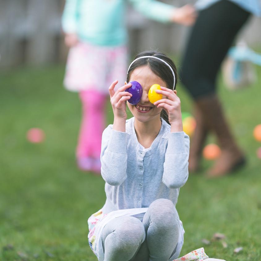Easter Egg Hunt at the Sportsplex