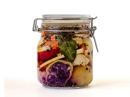 La fermentation des aliments