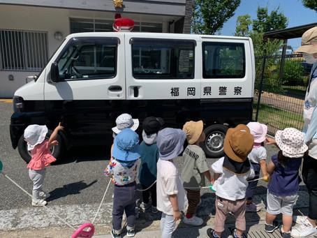 パトカーと救急車🚓🚑✨