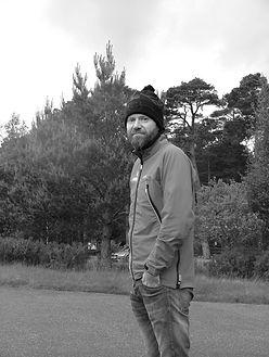 Our Bike Mechanic, Mark, aka Birdy