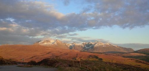 See Isle of Skye by Road or Mountain