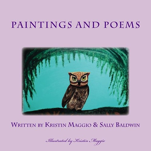 Paintings And Poems PRE ORDER
