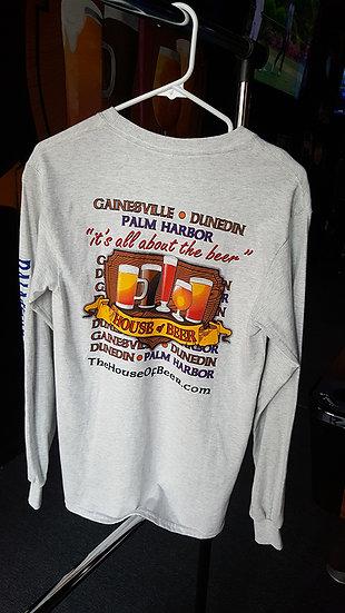 100% Cotton T-Shirt Long Sleeve T-Shirt