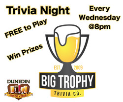 Weekly Trivia Night