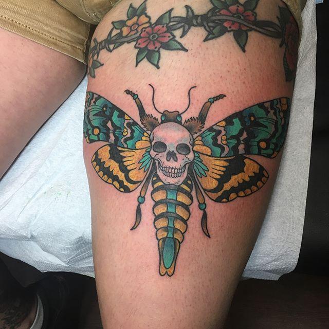 Tattoo by Bill