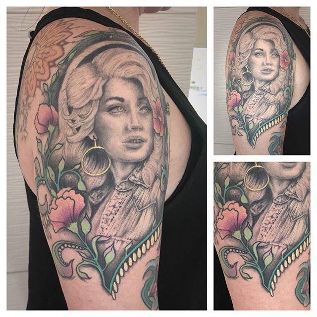 Hayley Halbach Asheville Tattooer