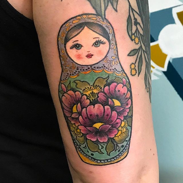 Tattoo by BB June
