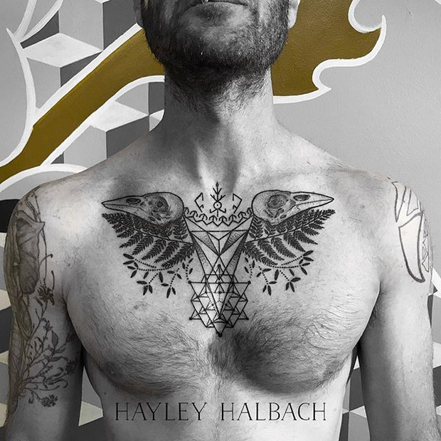 Chest Piece by Hayley