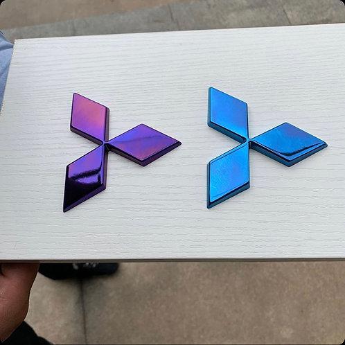 ClubSpec Gr5 Titanium Diamond Logo