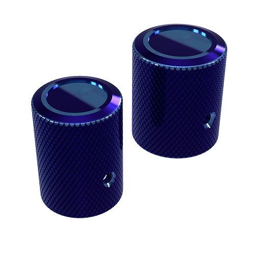 ClubSpec Gr5 Titanium AC Port Caps