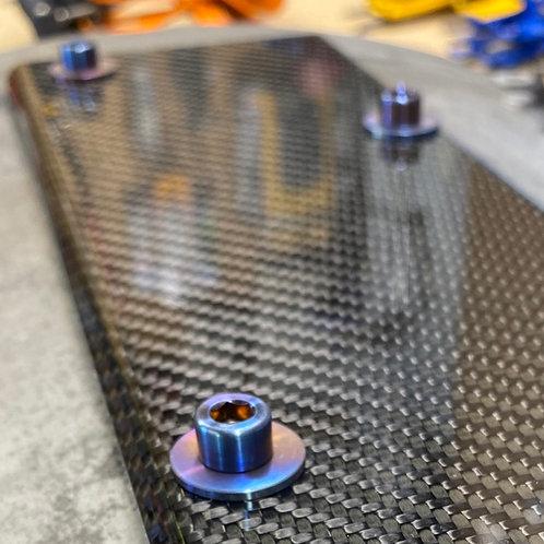 ClubSpec Gr5 Titanium Bolt Kits (m6 x 1 x 25mm)
