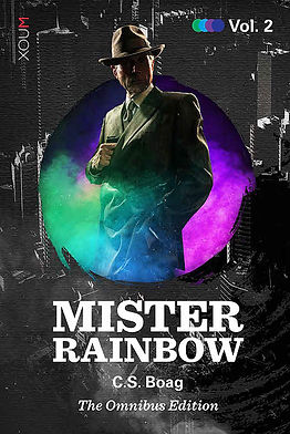Mister Raonbow - The Omnibus Edition Vol 2